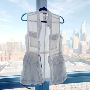 Gap Tunic Vest